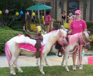 My dream pony party