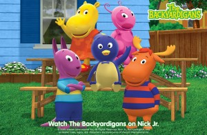 The Backyardigans on Nick Jr