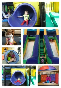 Zoe at play 2012