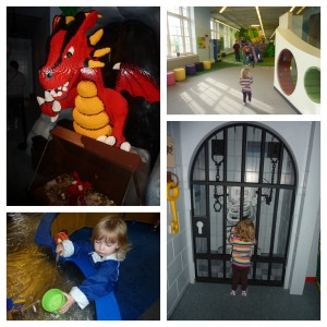 Storming the Castle at COSI
