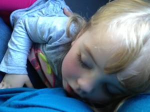 Sleepy snuggles 2012