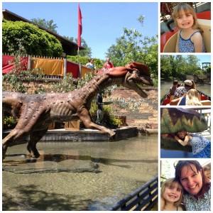 Dinosaur Island - Columbus Zoo