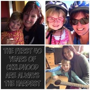 Mommy & Zoe 2013