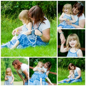 Zoe & Mommy 2013