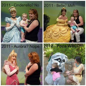 Princesses? No Thanks! 2011 - 2012
