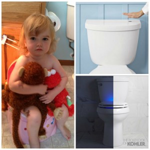 and a flashback to pottytraining!