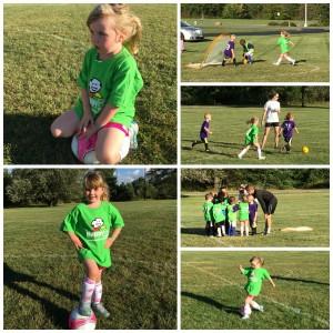 Soccer Star Zoe 2014