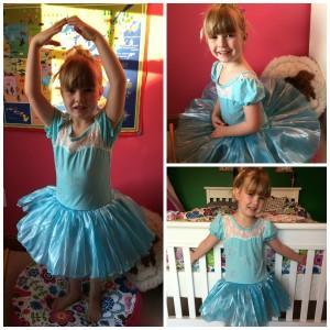 Zoe Ballerina 2014