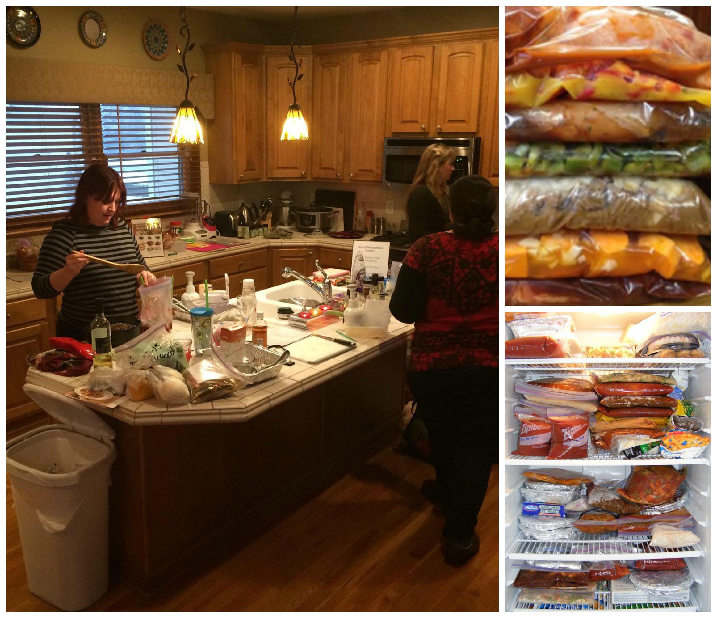 freezer meals for new moms