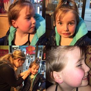 Ear piercing 2016