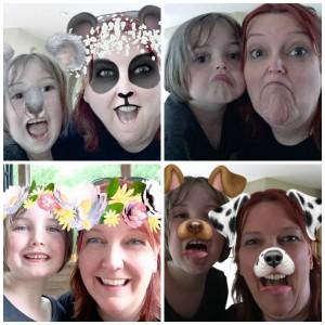 SnapChat duos 2016